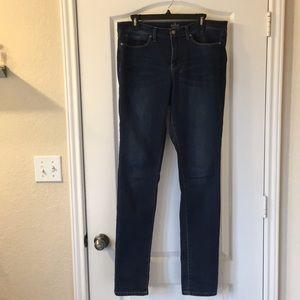 Women's SOHO New York &Company skinny jeans 12tall